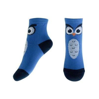 Носки 9212 синие ТМ Легка Хода