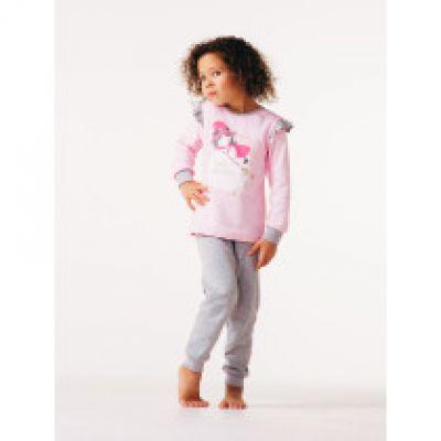 Пижама для девочки (в подарочной упаковке) 104640/104462 ТМ SMIL