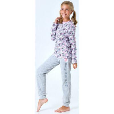 Пижама утепленная Котята 104303/104418/104646 ТМ SMIL