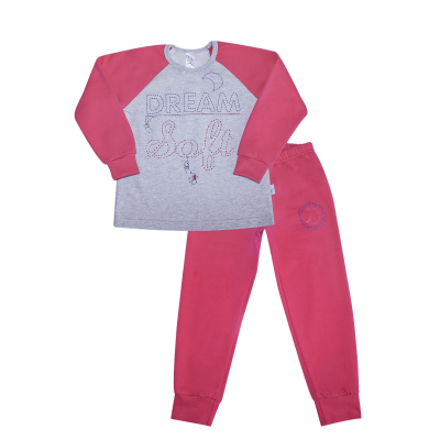 Пижама утеплённая для девочки 104357/104611 ТМ SMIL