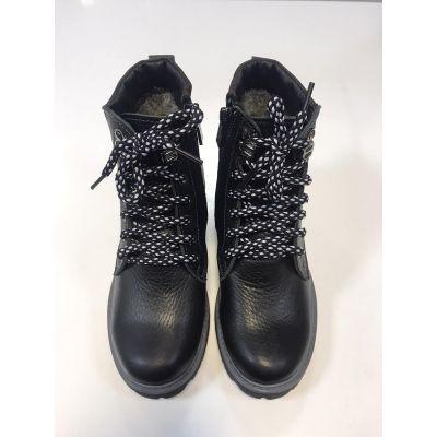 Ботинки черные 0208 ТМ Jordan