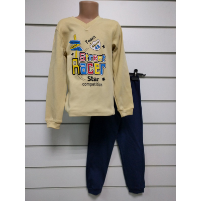 Пижама для мальчика 11878  GABBI,  Украина