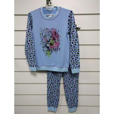 Пижама подростковая для девочки 835-28