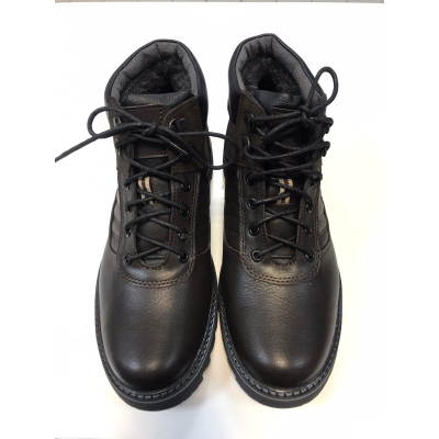 Ботинки Рибс коричневые ТМ Maxus