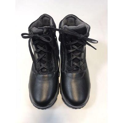 Ботинки Скипер черные ТМ Maxus