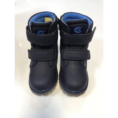 Ботинки Р205 синие ТМ Clibee