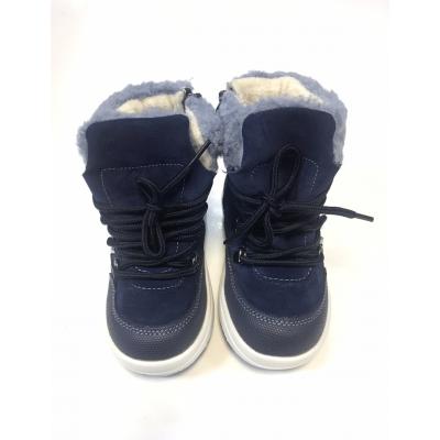 Ботинки H188 синие ТМ Clibee