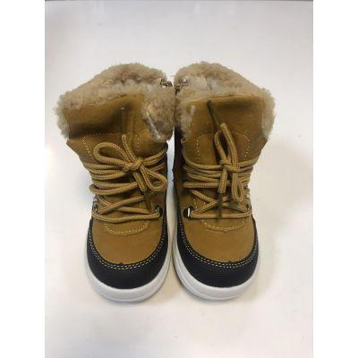 Ботинки H188 рыжие ТМ Clibee