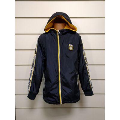 Куртка ветровка двухсторонняя для мальчика  29149