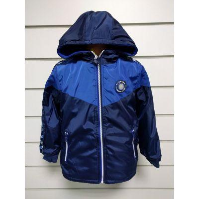 Куртка ветровка двухсторонняя для мальчика 291448