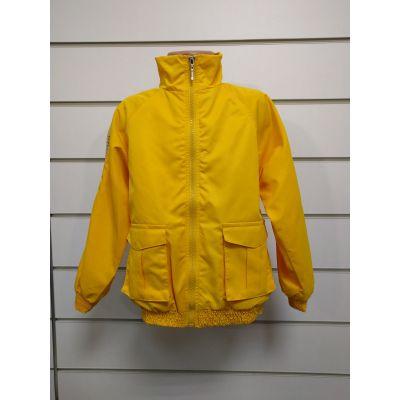 Куртка ветровка для девочки желтая WHATEVER, Турция