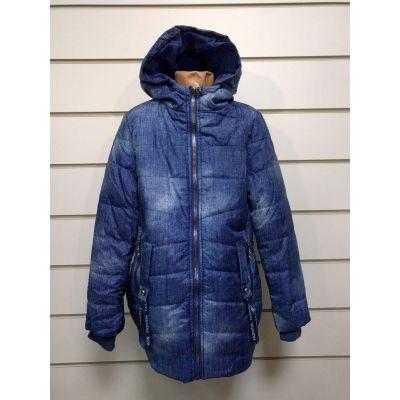 Куртка демисезонная для девочки KF-75