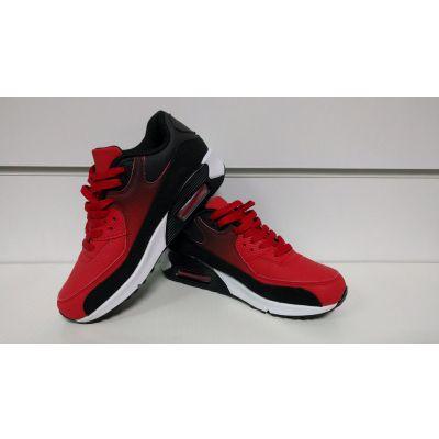Кроссовки LD0485-12 красные