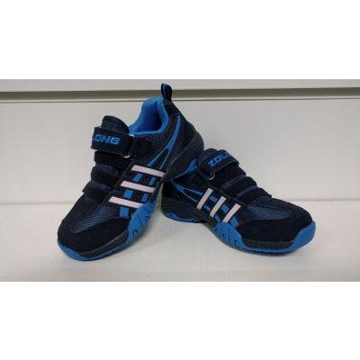 Кроссовки 7888-01 синие ТМ Zolong