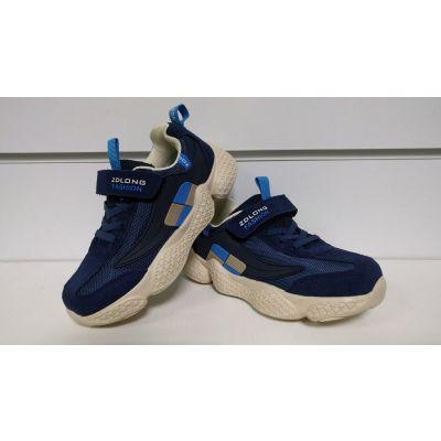 Кроссовки 19970-2 синие ТМ Kids sports