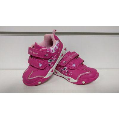 Кроссовки 1115-8837 розовый ТМ B&G