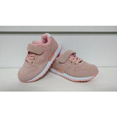 Кроссовки 793 розовые ТМ Clibee