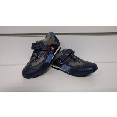 Ботинки 2А1066 голубые ТМ Wojtylko