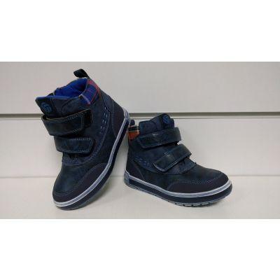 Ботинки РТ78-2В синие ТМ Солнце