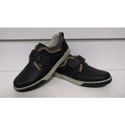 Кроссовки P142 черные ТМ Clibee