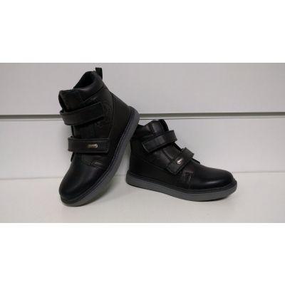 Ботинки 736236075 черные ТМ Сказка