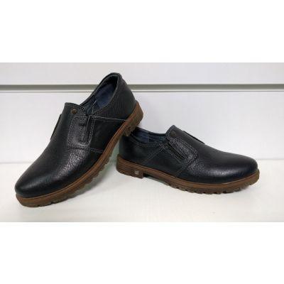 Туфли NF-1 черные ТМ MAXUS