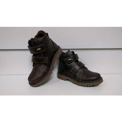 Ботинки 509736063 коричневые ТМ Сказка