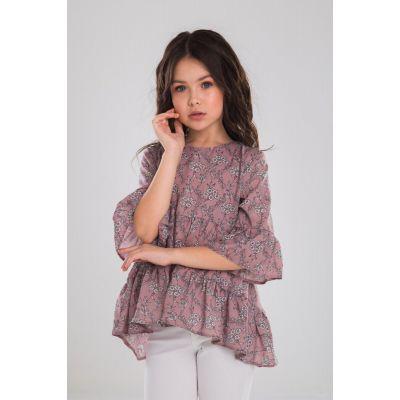Блуза Тиша розовая ТМ Suzie