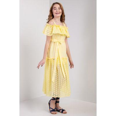 Сарафан 17913 Дива желтый ТМ Suzie