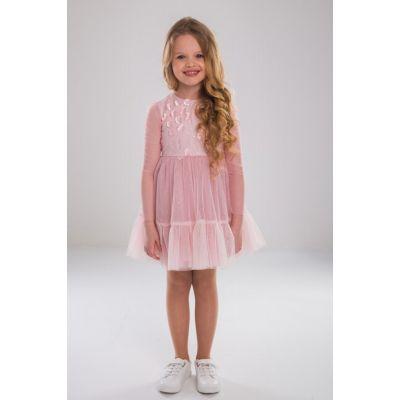Платье 15009 Кларис розовое ТМ Suzie