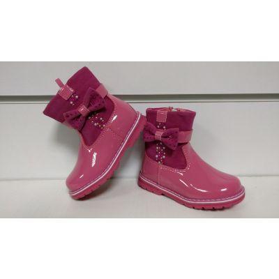 Ботинки Н-114 розовые ТМ Clibee