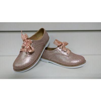 Туфли 139-38L розовые ТМ DOREMI