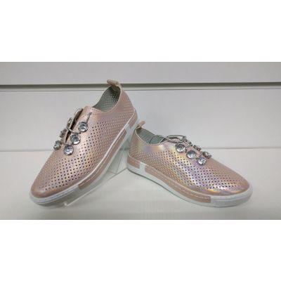 Туфли D-60 розовые ТМ Clibee