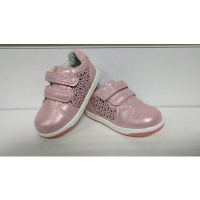 Ботинки JC08 розовые ТМ Apawwa