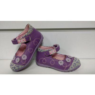 Туфли 688-5Т сиреневые