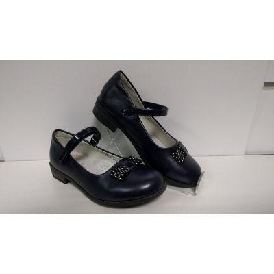 Туфли для девочки синие 2817-52 B@G