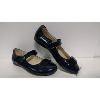 Туфли для девочки синие 3L5 Lioneli