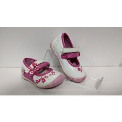 Туфли для девочки 5519 ТМ Buddy Dog