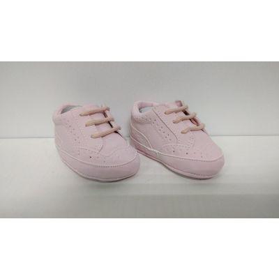 Пинетки для девочки розовые 184, ТМ Apawwa, Польша