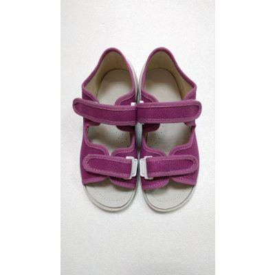 Туфли текстильные фуксия Марина 243-0 ТМ Waldi