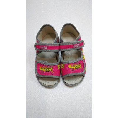 Туфли текстильные Ева 360-093 ТМ Waldi