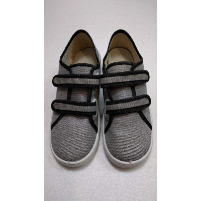 Туфли текстильные Серебро 316-492 ТМ Waldi
