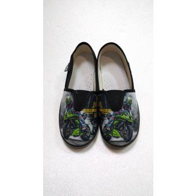 Туфли текстильные мото 51-068 ТМ Waldi