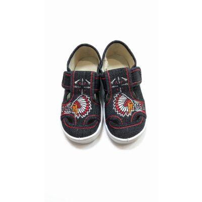 Туфли текстильные Миши индианец 224-556 ТМ Waldi