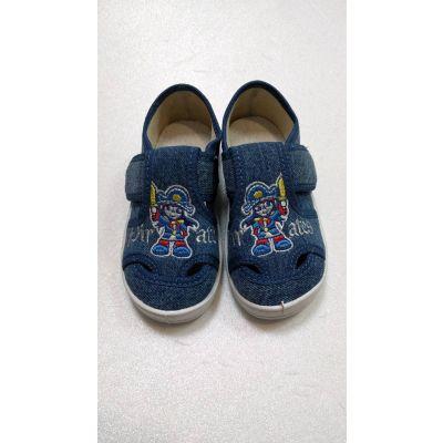 Туфли текстильные Пират 60-743 ТМ Waldi