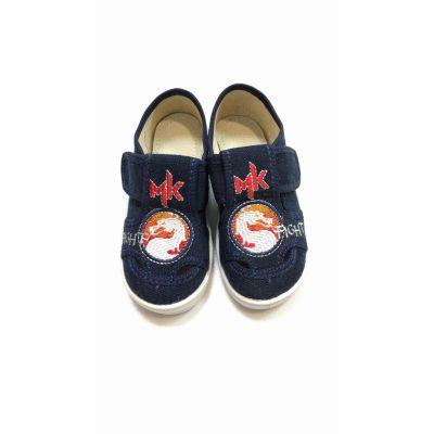 Туфли текстильные Дино 12-559 ТМ Waldi