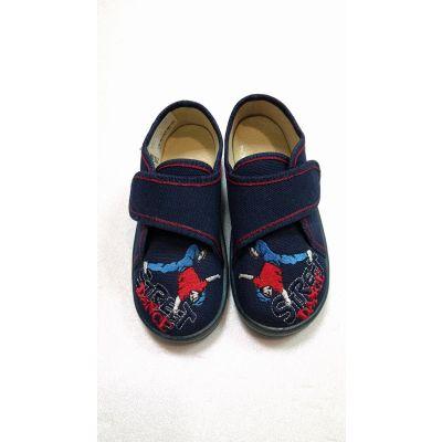Туфли текстильные Футбол Рома 244-61 ТМ Waldi