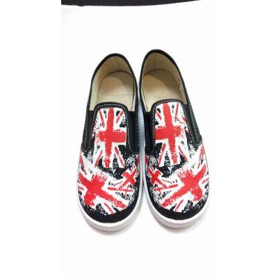 Туфли текстильные Виктор флаг1 3466 ТМ Waldi