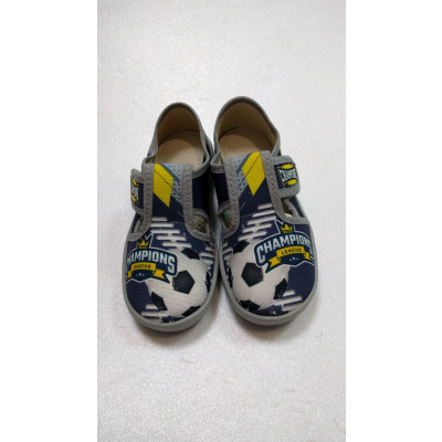 Туфли текстильные Garry 360-211 Champions ТМ Waldi