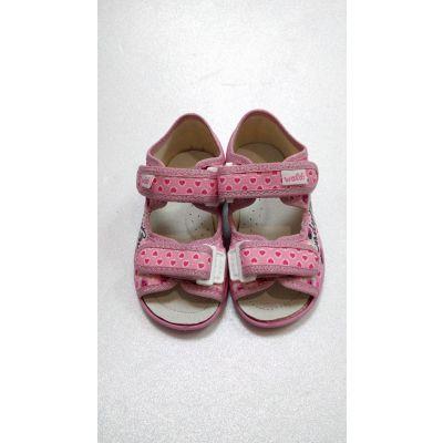 Туфли текстильные  Марина 360-085 розовые ТМ Waldi